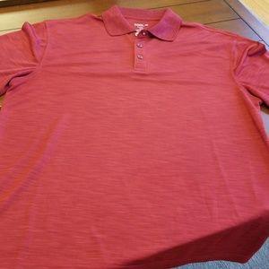 HAGGAR ⛳ COOL 18 golf shirt